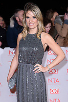 Charlotte Hawkins at the National Television Awards 2018 at the O2 Arena, Greenwich, London, UK. <br /> 23 January  2018<br /> Picture: Steve Vas/Featureflash/SilverHub 0208 004 5359 sales@silverhubmedia.com