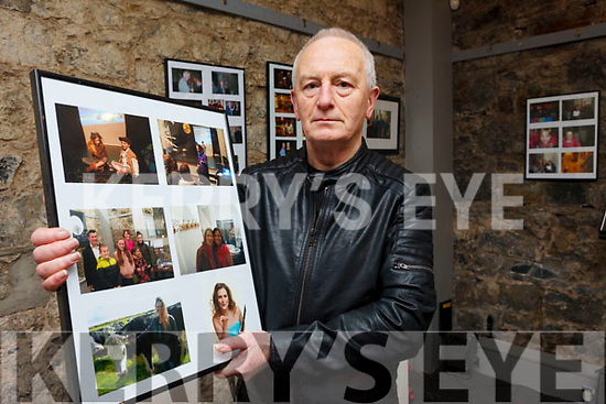 Joe Murphy from St Johns Theatre Listowel has his annual photo exhibition on display for the month of January.