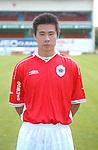 Fangzhuo Dong , R. Antwerp FC