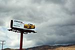 Billboard near Palm Springs, CA
