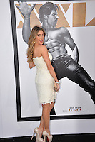 Actress Sofia Vergara at the world premiere of &quot;Magic Mike XXL&quot; at the TCL Chinese Theatre, Hollywood.<br /> June 25, 2015  Los Angeles, CA<br /> Picture: Paul Smith / Featureflash