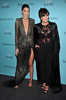 NEW YORK, NY - APRIL 19: Kendall Jenner and Kris Jenner at the Harper's Bazaar: 150th Anniversary Party at The Rainbow Room on April 19, 2017 in New York City. <br /> CAP/MPI/PAL<br /> &copy;PAL/MPI/Capital Pictures