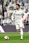Real Madrid CF's Sergio Ramos during La Liga match. March 02,2019. (ALTERPHOTOS/Alconada)