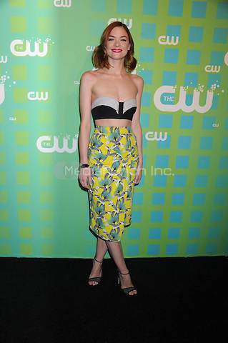 Jaime King at The CW Network's 2012 Upfront at New York City Center on May 17, 2012 in New York City. . Credit: Dennis Van Tine/MediaPunch