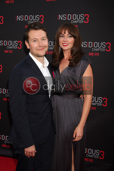 Leigh Whannell at the &quot;Insidious Chapter 3&quot; Premiere, TCL Chinese Theater, Hollywood, CA 06-04-15<br /> David Edwards/DailyCeleb.com 818-249-4998