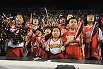 Hamamatsu Higashimikawa Phoenix Booster, MAY 22nd, 2011 - Basketball : bj-league 2010-2011 Season Playoff Final4, Final Match between Hamamatsu Higashimikawa Phoenix 82-68 Ryukyu Golden Kings at Ariake Coliseum, Tokyo, Japan. (Photo by Atsushi Tomura/AFLO SPORT/bj-league) [1035]