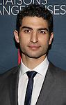 Raffi Barsoumian  attends the Broadway Opening Night Performance After Party for 'Les Liaisons Dangereuses'  at Gotham Hall on October 30, 2016 in New York City.