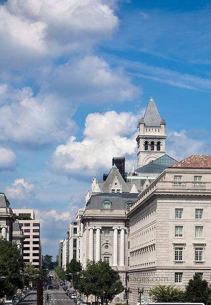 Washington DC Old Post Office Pavillion