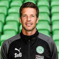 GRONINGEN - Voetbal, presentatie FC Groningen, seizoen 2019-2020, 08-08-2019, assistent trainer Sander van Gessel