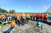 ZEILEN: SNEEK: 09-09-2015, Jeugdsporten, Bewegen Op Water, ©foto Martin de Jong