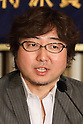 LINE Corp CEO Akira Morikawa at FCCJ