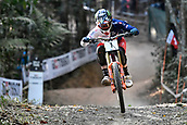 10th September 2017, Smithfield Forest, Cairns, Australia; UCI Mountain Bike World Championships; Danny Hart (GBR) riding for MS Mondraker Team during the elite mens downhill race;