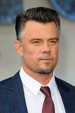 LONDON, ENGLAND - JUNE 18: Josh Duhamel attending 'Transformers: The Last Knight' - Global Premiere at Cineworld, Leicester Square on June 18, 2017 in London, England.<br /> CAP/MAR<br /> &copy;MAR/Capital Pictures /MediaPunch ***NORTH AND SOUTH AMERICAS ONLY***