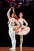 London, UK. 03.10.2016. Sadler's Wells presents 'Carlos Acosta - The Classical Farewell',  at the Royal Albert Hall. Photo shows: Carlos Acosta, Marianela Núñez in a Pas de Deux from Don Quixote. Choreography: Marius Petipa, Carlos Acosta. Photo - © Foteini Christofilopoulou.