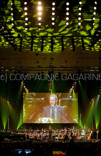 Frank De Winne at the 10th World Soundtrack Awards ceremony at the Ghent Filmfestival (Belgium, 23/10/2010)
