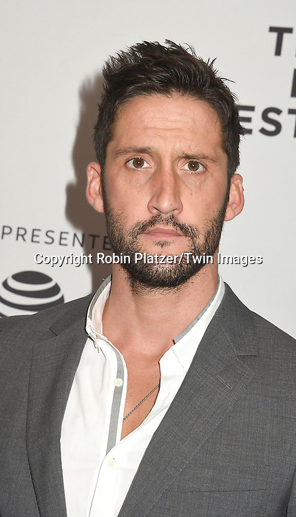 Juston Street attends the Dog Years&quot; screening at the Tribeca Film Festival on April 22, 2017 at Cinepolis Chelsea in New York, New York, USA.<br /> <br /> photo by Robin Platzer/Twin Images<br />  <br /> phone number 212-935-0770