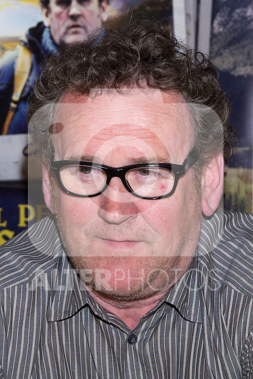 "Cinema Palafox. Madrid. Spain. Presentation in Madrid of the movie ""Perfect Stranger"" with the actor Colm Meaney. March, 16, 2012..(Alterphotos/Marta Gonzalez)"