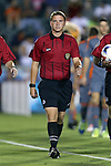 28 September 2016: Fourth Official Justin Finger. The Carolina RailHawks hosted the New York Cosmos at WakeMed Soccer Park in Cary, North Carolina in a 2016 North American Soccer League Fall Season match. The Cosmos won the game 2-0.