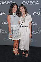 New York, NY - June 10 : Jodie Snyder and Danielle Snyder attend the OMEGA Speedmaster Dark Side<br /> of the Moon Launch Event held at Cedar Lake on June 10, 2014 in<br /> New York City. Photo by Brent N. Clarke / Starlitepics
