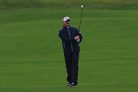 Richard McEvoy (ENG) on the 10th fairway during Round 4 of the Amundi Open de France 2019 at Le Golf National, Versailles, France 20/10/2019.<br /> Picture Thos Caffrey / Golffile.ie<br /> <br /> All photo usage must carry mandatory copyright credit (© Golffile | Thos Caffrey)