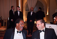 Ed Foster-Simeon. US Soccer held their Centennial Gala at the National Building Museum in Washington DC.