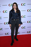 13 April 2019 - Las Vegas, NV - Ariela Barer. 2019 ClexaCon Cocktails for Change at The Tropicana Hotel. <br /> CAP/ADM/MJT<br /> &copy; MJT/ADM/Capital Pictures