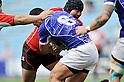 Yuusuke Nagae (JPN),.JUNE 17, 2012 - Rugby : IRB Pacific Nations Cup 2012 match between Japan 26-27 Samoa at Chichibunomiya Rugby Stadium, Tokyo, Japan. (Photo by Jun Tsukida/AFLO SPORT) [0003]
