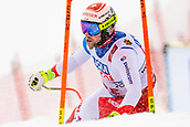 9th February 2019, ARE, Sweden; Beat Feuz of Switzerland competes in the mens downhill during the FIS Alpine World Ski Championships on February 9, 2019 in Are.