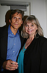 Guiding Light's Grant Aleksander and wife Sherry at the 5th Annual Rock show for charity to benefit the American Red Cross on October 9, 2009 at the American Red Cross Headquarters, New York City, New York. (Photos by Sue Coflin/Max Photos)