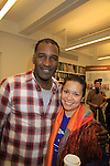 """Rehearsals for Ragtime starring All My Children Norm Lewis """"Keith McLean"""" & now Scandal and As The World Turns Lea Salonga """"Lien Hughes"""" on February 11, 2013 for a concert at Avery Fisher Hall, New York City, New York on Monday February 18, 2013. (Photo by Sue Coflin/Max Photos)"""