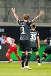 Kevin Vogt (SV Werder Bremen #03), Geste,<br /> <br /> GER, FC Heidenheim vs. Werder Bremen, Fussball, Bundesliga Religation, 2019/2020, 06.07.2020,<br /> <br /> DFB/DFL regulations prohibit any use of photographs as image sequences and/or quasi-video., <br /> <br /> <br /> Foto: EIBNER/Sascha Walther/Pool/gumzmedia/nordphoto