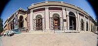 Colegio Sonora ( COLSON) )en plaza Hidalgo, colonia Centro de Hermosillo.<br /> Foto: LuisGutierrrez/NortePhoto