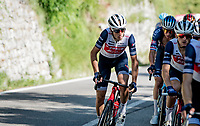 Vincenzo Nibali (ITA/Trek-Segafredo)<br /> <br /> 114th Il Lombardia 2020 (1.UWT)<br /> 1 day race from Bergamo to Como (ITA/231km) <br /> <br /> ©kramon