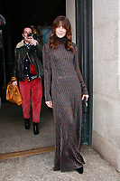 NEW YORK, NY - FEBRUARY 11: Michelle Monaghan seen at Carolina Herrera NYFW 2019 on February 11, 2019 in New York City. Credit: DC/MediaPunch