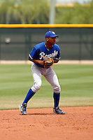 Malcolm Culver -  Kansas City Royals - 2009 extended spring training.Photo by:  Bill Mitchell/Four Seam Images