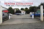 Spelling mistake in the Ferdia 5k run in Ardee. Photo: Colin Bell/pressphotos.ie