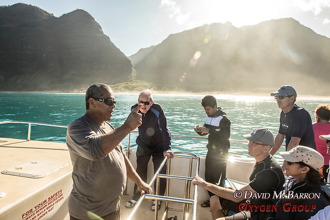 Guide Stan DeCosta Explains The Nāpali Coast