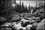 Alberta Falls<br /> Rocky Mountain National Park, Colorado