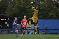 Anthony Page of Romford during Romford vs Soham Town Rangers, BetVictor League North Division Football at the Brentwood Centre on 2nd November 2019