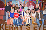 Amanda Payne, St Brendans Terrace, Killarney, pictured with some of her family and friends as she celebrated her 40th birthday in The Killarney Avenue Hotel on Saturday night......... ..........................