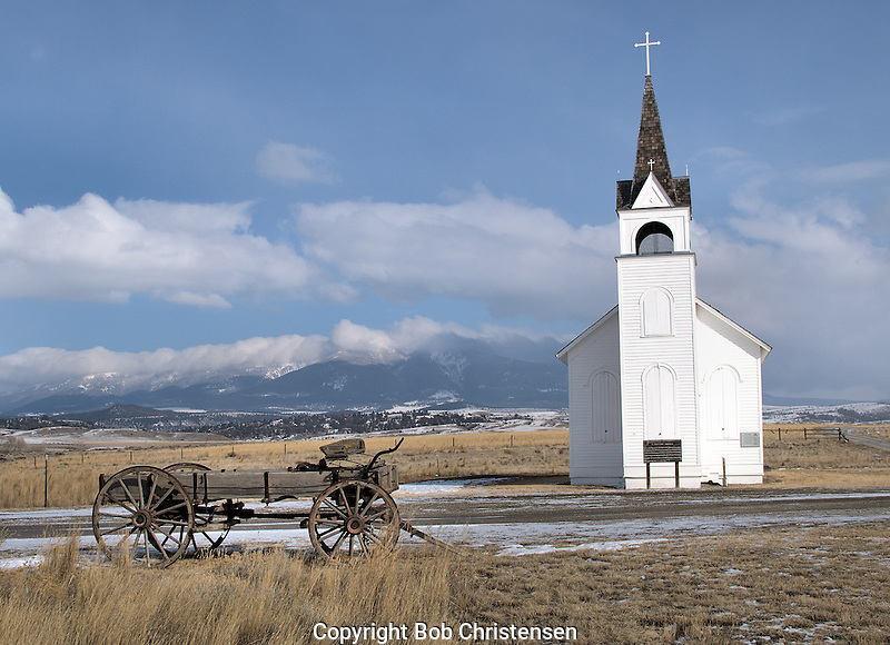 Photos of Montana Churches