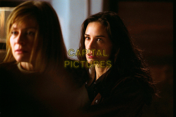 DEMI MOORE.in Half Light.*Editorial Use Only*.www.capitalpictures.com.sales@capitalpictures.com.Supplied by Capital Pictures.