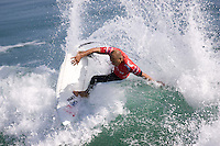 Kelly Slater. 2009 ASP WQS 6 Star US Open of Surfing in Huntington Beach, California on July 22, 2009. ..