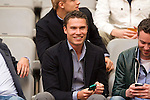 Nederland, Amsterdam, 21 juli 2012.Seizoen 2012/2013.Ajax-Celtic .Derk Boerrigter van Ajax op de tribune. Boven hem zit Nicolai.Boilesen van Ajax