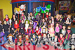 Children who enjoyed the Buddie's Halloween party in Buddies Killarney on Friday.