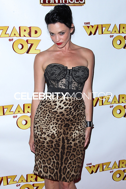 "HOLLYWOOD, CA - SEPTEMBER 18: Jessica Sutta arrives at ""The Wizard Of Oz"" Opening Night held at the Pantages Theatre on September 18, 2013 in Hollywood, California. (Photo by Xavier Collin/Celebrity Monitor)"