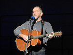 Gery Mulroy performing at the Augustinian Gospel Choir show at the Barbican Centre. Photo:Colin Bell/pressphotos.ie