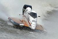 Jimmie Merleau (#69) SST-120 class.Bay City River Roar, Bay City,Michigan USA.26-2821 June, 2009..©F. Peirce Williams 2009 USA.F.Peirce Williams.photography.ref: RAW (.NEF) File Available