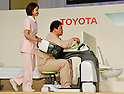 Toyota Unveils Healthcare Robots