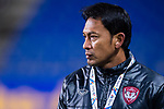 Muangthong Head Coach Sripan Totchtawan during the AFC Champions League 2017 Group E match between  Ulsan Hyundai FC (KOR) vs Muangthong United (THA) at the Ulsan Munsu Football Stadium on 14 March 2017 in Ulsan, South Korea. Photo by Chung Yan Man / Power Sport Images